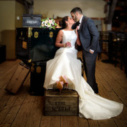 Laurita Winery Wedding Photographer