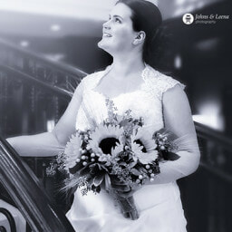 Beautiful bride at the Imperia, Somerset, NJ. Wedding Photography by Johns & Leena