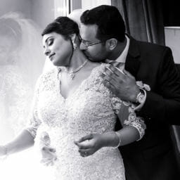 A Dubai wedding by NJ wedding photographers Johns & Leena