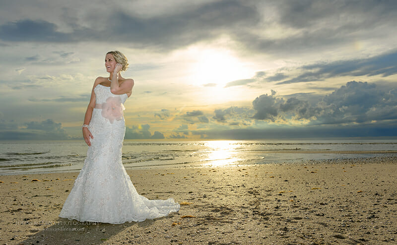 A Beach Wedding in New Jersey