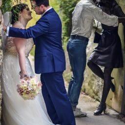 Grounds for Sculpture wedding